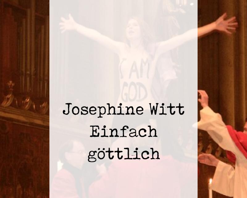 Landgericht Köln bestätigt Urteil gegen Josephine Witt